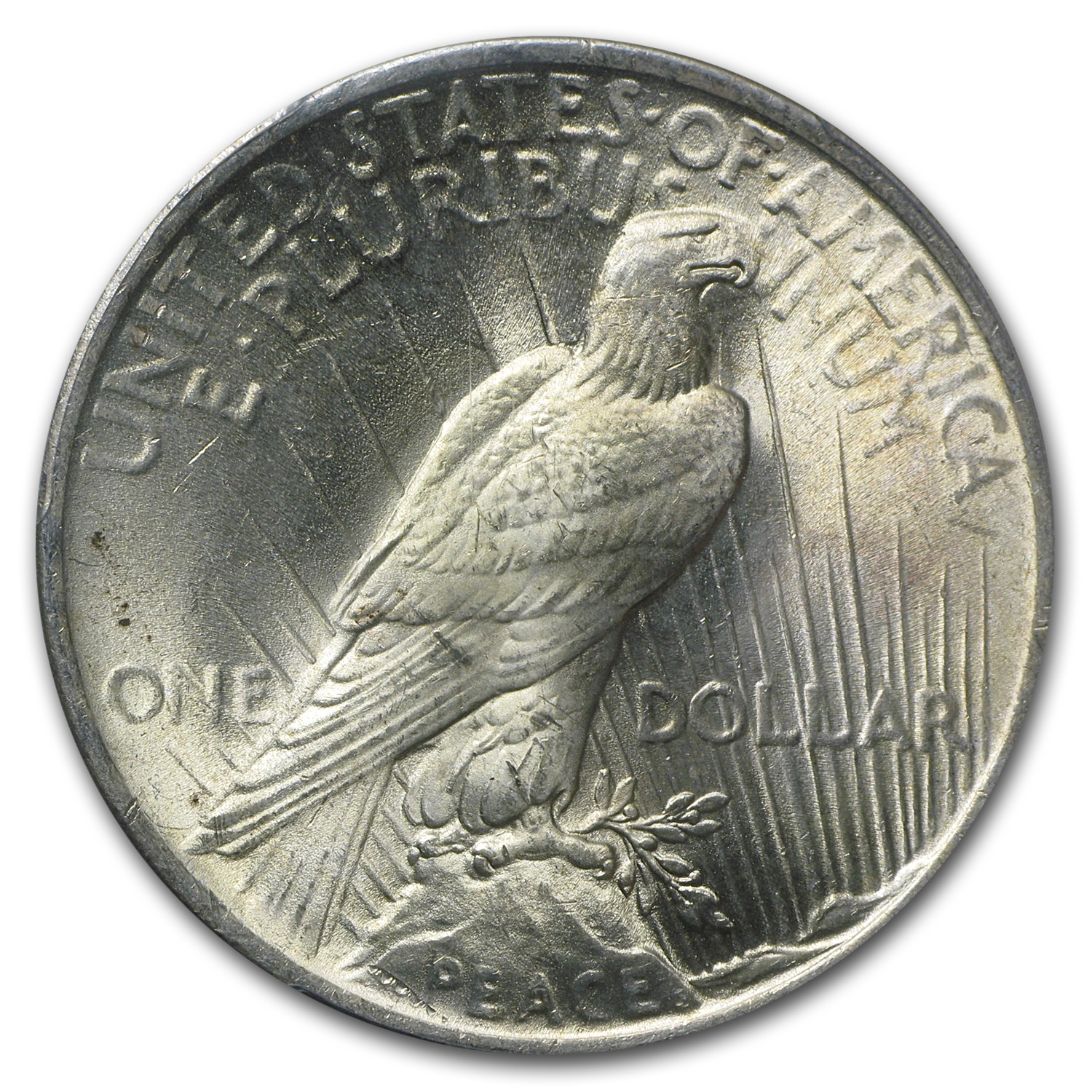 1922-1925 Peace Silver Dollars - MS-65 PCGS